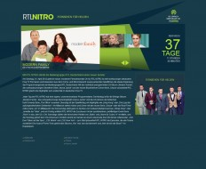 Screenshot: RTLNITRO Homepage