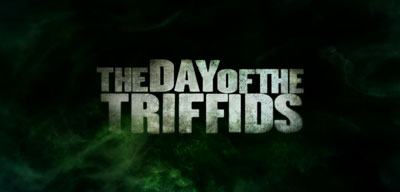 Grafik: The Day of the Triffids Logo